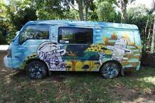 Ford 2000 THE MOST BEAUTIFUL CAMPERVAN IN AUSTRALIA!! Melbourne Airport Hume Area Preview