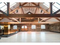 ECONOMICAL UNIQUE WAREHOUSE WORKSPACES IN WAPPING