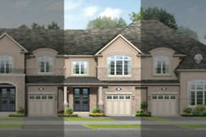 Ancaster Meadowlands - Brand New 2-Story Townhouse
