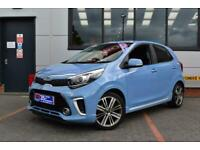 2018 Kia Picanto 1.25 GT-line 5dr Hatchback Petrol Manual