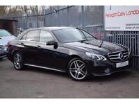 2014 Mercedes-Benz E Class E220 Saloon 2.1CDi BluTEC 177 SS AMG Line Premium 7GT