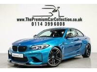 2017 BMW M2 PRO SAT NAV M PERFORMANCE EXHAUST CARBON FIBRE Coupe Petrol Manual
