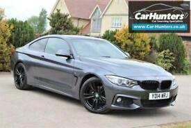 image for 2014 BMW 4 Series 2.0 420D M SPORT 2d 181 BHP Coupe Diesel Automatic