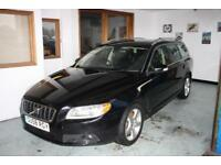 Volvo V70 2.5T ( 200ps ) SE Lux Estate sat nav