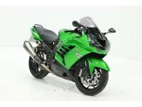 Kawasaki ZZR1400 JHF Performance