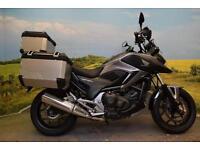 Honda NC 750 XA 2014