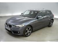 BMW 1 Series 118i [1.5] Sport 5dr