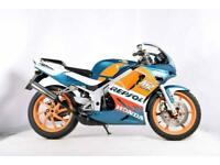 Honda NSR150 SP Factory Repsol with low miles