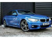 2015 15 BMW 4 SERIES 3.0 435D XDRIVE M SPORT GRAN COUPE 4D 309 BHP DIESEL