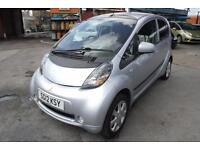 2012 Mitsubishi i-MiEV E AUTOMATIC ELECTRIC CAR 1 OWNER 1 YEARS MOT 16K MILEAGE
