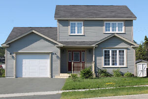 2 Storey Home w/ Garage - Kenmount Terrace