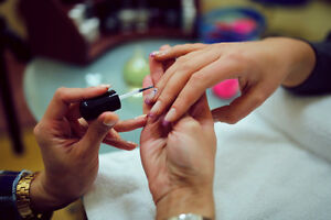 Nail technician course (weekends/evening available)