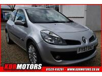 2007 Renault Clio Dynamique S 1.2 16v Turbo (100 BHP) 120K 5 SPEED MANUAL
