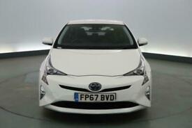 2018 Toyota Prius 1.8 VVTi Business Edition 5dr CVT [Nav] - DIGITAL COCKPIT - AD