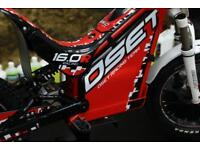 OSET 16.0 RACING 2017 Motocross Bike