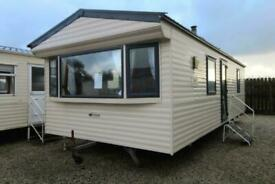 Willerby Rio Gold 28x12 2 bed 2009 6 berth used static caravan for sale offsite
