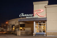 Chances R Restaurant - Full Time Server