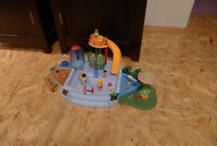 Playmobil  Pool with Water Slide by Playmobil