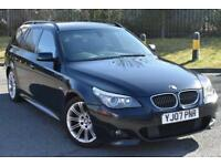 2007 BMW 5 Series 3.0 525d M Sport Touring 5dr