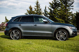 2014 Audi SQ5 3.0T Technik SUV, Crossover