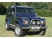 Land Rover Defender 90 5.7 Chevy V8 Manual