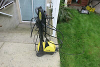Karcher Pressure Washer - located in West Coquitlam
