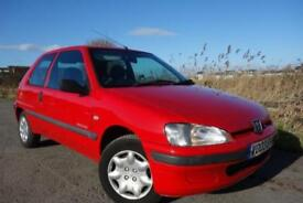 2003 Peugeot 106 1.1 Independence Limited Edition 3dr