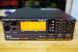 Roland Sound Canvas