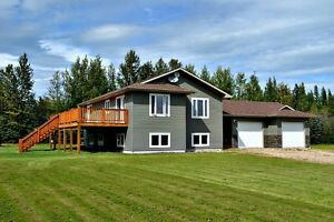 Recently Built Bi -Level for sale Drayton Valley Area
