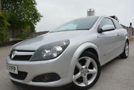 VAUXHALL ASTRA DESIGN SPORTHATCH 1.6 16V 3 DOOR*CAMBELT CHANGED*LONG MOT*