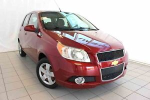 2011 CHEVROLET Aveo 5 LS, HATCH, MP3, CLIMATISATION West Island Greater Montréal image 3