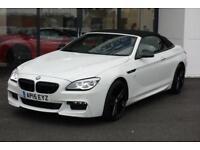 2015 BMW 6 Series 3.0 640d M Sport Steptronic 2dr