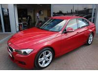 BMW 330d M SPORT. VAT QUALIFYING