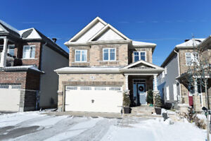 Immaculate 4 + 1 bedroom home - Blackstone - Stittsville