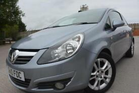 VAUXHALL CORSA SXI 1.2 16V 3 DOOR*LOW MILEAGE*60K MILES*IDEAL FIRST CAR*
