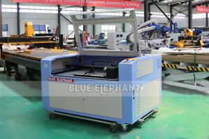 New CO2 CNC Laser Cutting Machine