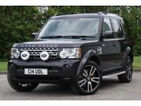 2013 Land Rover Discovery 4 3.0 SD V6 HSE Luxury 5dr