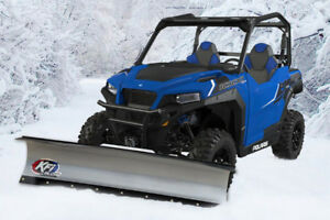 KFI Side by Side Complete Snow Plow Kit -- Sale -- Save $150