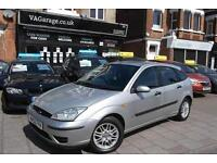 Ford Focus 1.6i 16v 2002.25MY LX NEW CLUTCH NEW MOT
