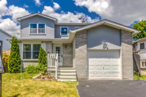 Price Reduced$ Detached House 3+2 Br 3 Wrm For Sale in Courtice!