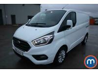 2020 Ford Transit Custom 2.0 EcoBlue 170ps Low Roof Limited Van Auto Van Diesel