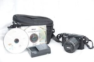 NIKON AW-1 Camera &,lens / Waterproof to 15m/ shockproof to 2m