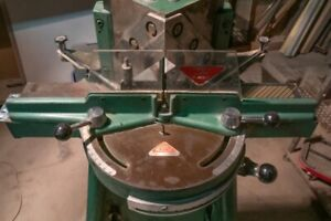 Morso Foot Operated Chopper/Mitering Machine for Framing