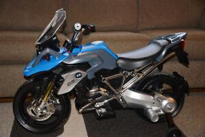 BMW Electric Bike Toy