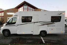 Elddis Autoquest 155 4 Berth motorhome for sale