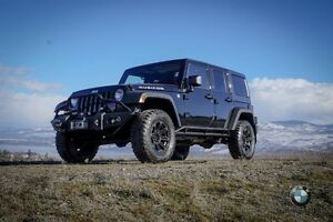 2011 Jeep Wrangler Unlimited Rubicon 4D Utility 4WD