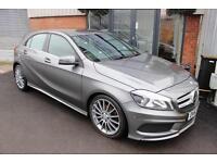 Mercedes A200 CDI BLUEEFFICIENCY AMG SPORT. VAT QUALIFYING