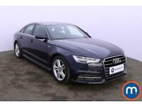 2017 Audi A6 2.0 TDI Ultra S Line 4dr S Tronic Auto Saloon Diesel Automatic
