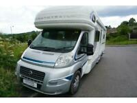 Auto Trail Chieftain 6 Berth 4 seat belts family motorhome for sale