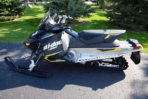 2016 Ski doo Going in on trade if it don`t sell, make an offer